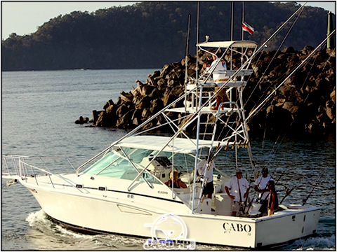 Photo of Dreamraiser Cabo Express in Costa Rica