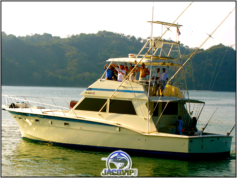 Bachelor Party Fishing Trip in Costa Rica