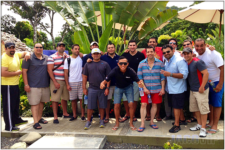Guys Trip to Jaco Costa Rica