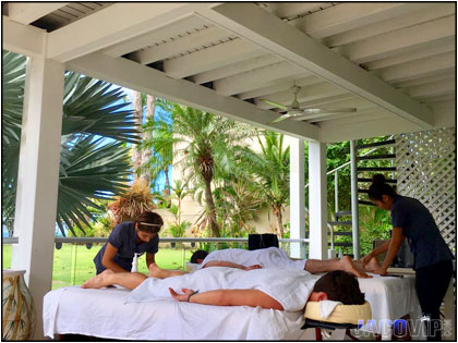 Professional Massage in Jaco Beach