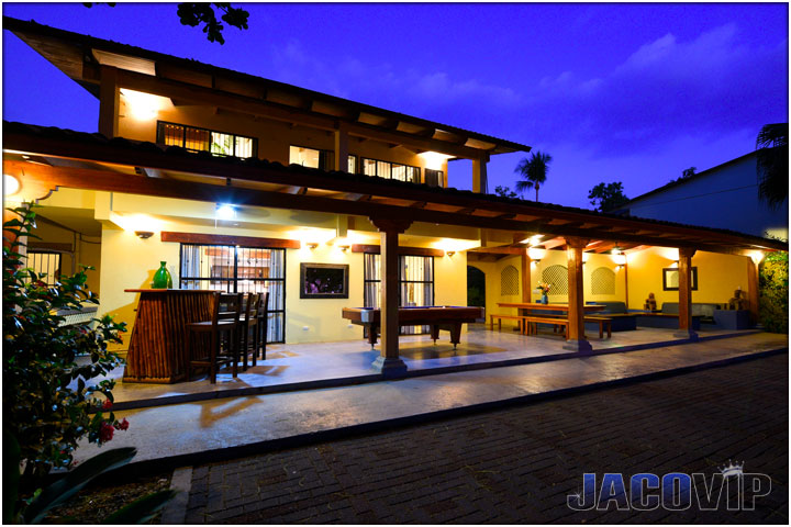 Casa Cortes Jaco Costa Rica Vacation Rental