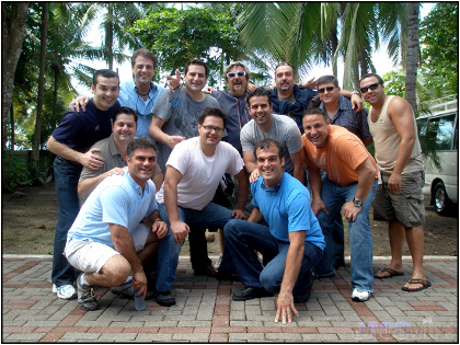 Stag Party in Costa Rica
