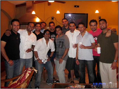 Vineet's Bachelor Party in Costa Rica