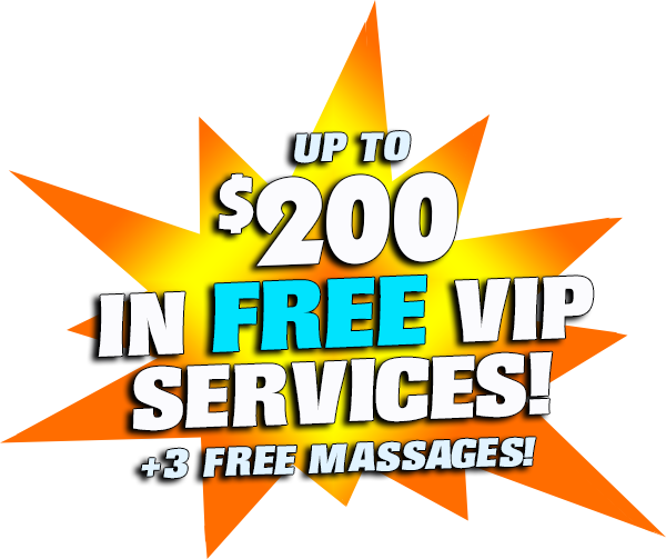 up to $365 in free Jaco VIP services