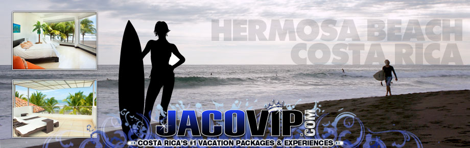Hermosa Beach Costa Rica Vacation Rentals with Jaco V.I.P.