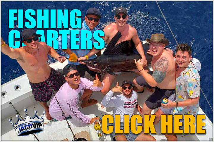 Link to Los Suenos fishing charter boats in Costa Rica