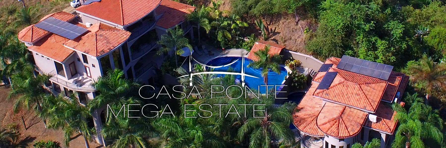 Casa Ponte Mega Estate Vacation Rental