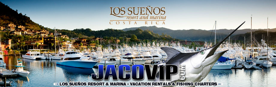 Los Suenos Costa Rica Vacation Rentals with JacoVIP.com