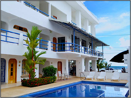 Ocean Place Casa Hotel 9 in Jaco Beach Costa Rica