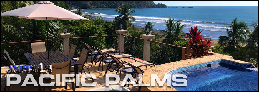 Pacific Palms vacation rental in Jaco Beach