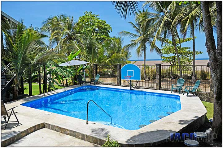 Serenity Point Jaco Beach Front Property and Bachelor Party Complex