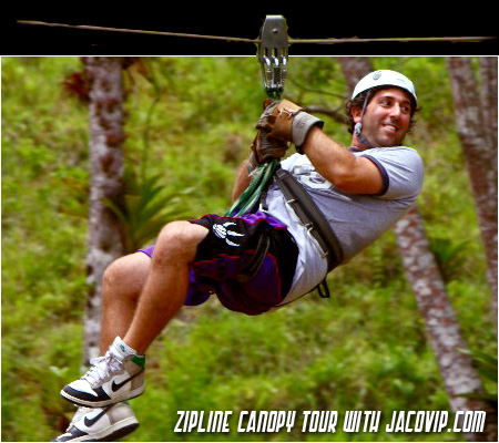 CLIMB Works Zipline Canopy Tour in Gatlinburg and Pigeon Forge