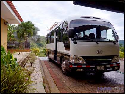 Private 18 Pax Bus