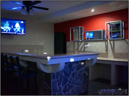 bar in disco [alcohol not included]