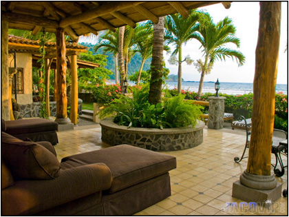 Sea Breeze Villa Encantada Beach House in Jaco Costa Rica