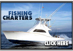 Picture of Los Suenos fihing charter boat in Costa Rica